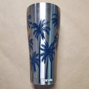 Tervis Palm Trees 30 oz. Stainless Steel Tumbler